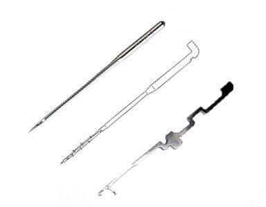 缝纫机针,无纺刺针,圆机针专业的生产基地——中德针业
